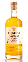 Highland Harvest Sauternes Barrel-Aged Single Malt Scotch Whisky