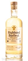 Highland Harvest Single Malt Scotch Whisky
