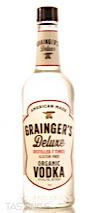 Grainger's Deluxe Vodka