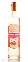 Boulder  Grapefruit & Rose Flavored Pink Gin