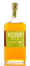 Bishop Rye Whiskey