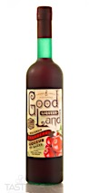Great Lakes Distillery Good Land Wisconsin Cranberry Liqueur