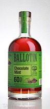 Ballotin Chocolate Mint Whiskey