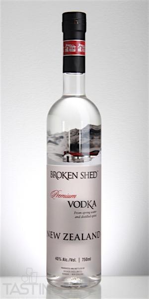 Broken Shed