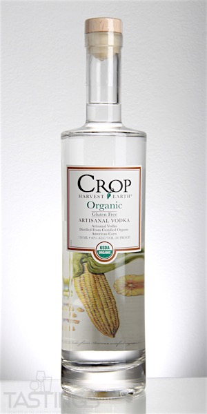 Crop Harvest Earth Organic