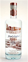 Old Fourth Distillery Vodka