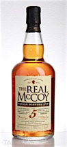 The Real McCoy 5 Year Aged Dark Rum