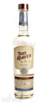Tres Agaves Organic Blanco Tequila