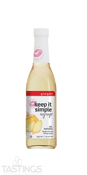 Keep It Simple Syrup