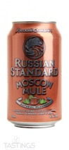 Russian Standard Moscow Mule Ready-to-Drink Cocktail