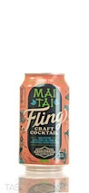 Boulevard Beverage Company Fling Mai Tai Ready-to-Drink Cocktail