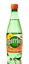 Perrier Peach Flavored Carbonated Mineral Water