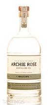 Archie Rose Unaged Rye Whisky