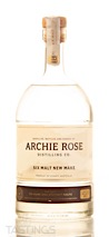 Archie Rose Six Malt New Make Whisky