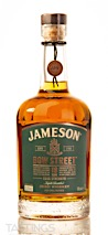 Jameson Bow Street 18 Year Old Cask Strength Irish Whiskey