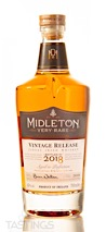 Midleton 2018 Very Rare Irish Whiskey