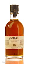 Aberlour 16 Year Old Double Cask Matured Speyside Single Malt Scotch Whisky
