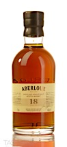 Aberlour 18 Year Old Speyside Single Malt Scotch Whisky