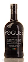 The Pogues Irish Blended Whiskey