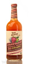 Tres Agaves Strawberry Margarita/Daiquiri Mixer