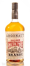 Argonaut Saloon Strength Brandy