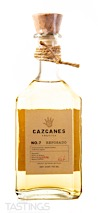 Cazcanes No. 7 Reposado Tequila