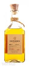 Cazcanes No. 7 Anejo Tequila