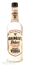Grainger's Deluxe Organic Vodka