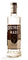 District Made Pot-Distilled Vodka
