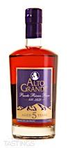 Alto Grande 5 Year Old Rum