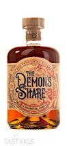 The Demon's Share Reserva del Diablo 6-Year-Old Rum