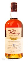 Malecon Rare Proof 17-Year-Old Rum