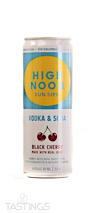 High Noon Sun Sips Black Cherry RTD