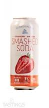 Georgian Bay RTD Strawberry Smashed Soda
