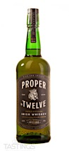 Proper No. Twelve Irish Blended Whiskey