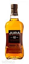 Jura 12 Year Old Island Single Malt Scotch Whisky