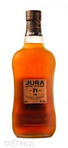 Jura Tide 21 Year Old Island Single Malt Scotch Whisky