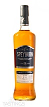 Speyburn 15 Year Old Speyside Single Malt Scotch Whisky
