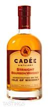 Cadée Straight Bourbon Whiskey
