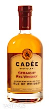 Cadée Straight Rye Whiskey