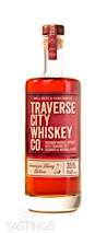 Traverse City Whiskey Co. American Cherry Edition Flavored Whiskey