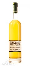 Widow Jane American Oak Rye Mash Whisky