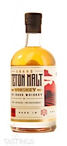 Grand Teton American Single Malt Whiskey