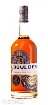 Boulder Bottled in Bond American Single Malt Whiskey