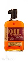 Knob Creek 15 Year Old Kentucky Straight Bourbon Whiskey