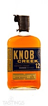 Knob Creek 12 Year Old Kentucky Straight Bourbon Whiskey