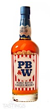 PB&W Peanut Butter Flavored Whiskey