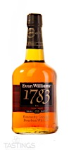 Evan Williams 1783 Straight Bourbon Whiskey
