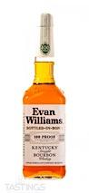 Evan Williams 4 Year Old Bottled-In-Bond Straight Bourbon Whiskey