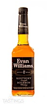 Evan Williams Black Label Straight Bourbon Whiskey
